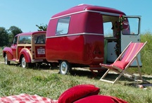 Tricking Out The Camper / Cool camper modifications - airstream and others.