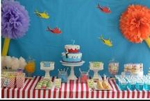 Kids/Seuss Party