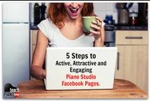 Piano Lessons: Facebook Post Ideas