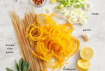 Noodles / by Deborah - The Harvest Kitchen