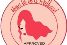 Giveaways & Sales / Looking for the perfect redhead makeup, products & skin care? We are always partnering with 'redhead friendly' companies to giveaway 'customized' makeup products! Check it out below and enter on HowtobeaRedhead.Com! #Giveaway #Sale / by How To Be A Redhead