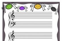 Piano Lessons: Halloween Resources