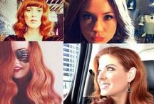 Redhead Selfies / Our favorite Redhead Selfies!