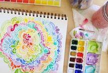 +Pen & Paint+