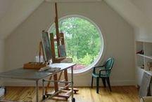 Studio ideas / My refuge