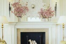 Fireplace (inside)