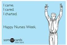 i'm a nurse. what do you do?