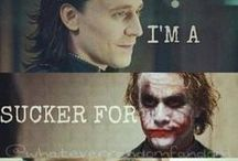 G E E K D O M / A plethora of my geekly interests: Marvel, Harry Potter, Sherlock, Hunger Games, Game of Thrones