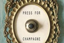 Champers, etc / Champagne, cava, wine, beer, spirits