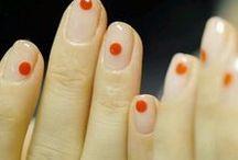 (minimalist) Nail Arts