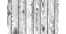 Stampin up - Hardwood