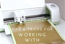 Cricut / Tip, tricks, how-to's, free cut files and project ideas for Cricut.
