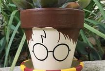 Harry Potter Crafts and Ideas