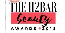 H2BAR Beauty Awards / We're so excited to bring you the 1st Annual 2018 H2BAR Beauty Awards -- recognizing the top 'Redhead Friendly' approved makeup, hair, body, skincare, fragrance and lifestyle products.
