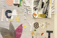 Scrappy Inspiration / Anything that inspires my scrapbook pages! / by Sarah Moore