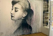 Audrey Hepburn Obsession / by Kat Devers-West