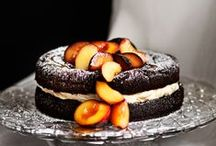 Desserts + Guilty Pleasures / of course this is mostly chocolate...   / by Emily Jeffords