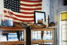 American | Coastal style | New England | Hampton