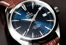 Luxury Watches - Time after Time / by Thierry Joli