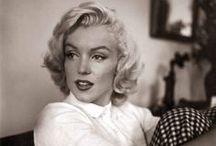 Marilyn Monroe / by Stephanie W.