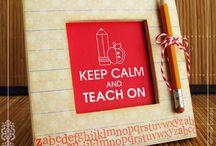 Teacher Gifts / by Shelli Wozolek