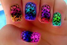 Nail Polish:) / Nail polish / by 🎀Saman†ha🎀