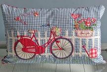 Embroidery, Applique, Patchwork & Quilt / by Sita