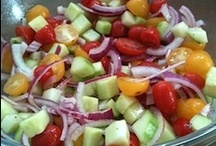 Salads / by Sue Clarke-Curry