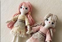 Doll & Plushies  / by Sita