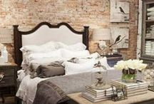 Bedroom Decor / Home Decor Ideas, DIY projects and tips for organizing your private space.