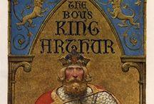 Arthrurian Legend & Medieval times / by Carol Jones