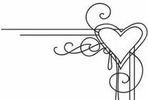 Doodling/zentangles/tangles/dangles .....