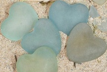 Sea Glass ~ The Best Kept Ocean Secret! / Sea glass or beach glass is physically and chemically weathered glass found on beaches along bodies of fresh and salt water. These weathering processes produce natural frosted glass. Sea glass can be collected as a hobby and can be used to create jewelry.  When I first looked at this I thought WOW isn't nature just wonderful to produce such awesome objects!  I hope you enjoy them, follow my board and repin!   / by Ginny Toll
