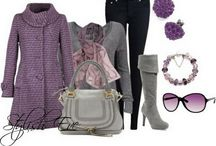 Fashion style / by Shelli Wozolek