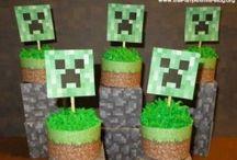 Minecraft Birthday / by Shelli Wozolek