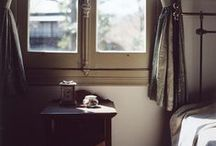 And if the snow buries my neighborhood...I'll dig a tunnel from my window to yours.. / I have a thing for windows!