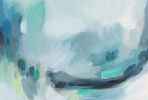 Paintings & Drawings: Abstract