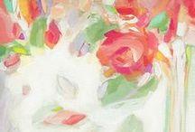 Paintings & Drawings: Floral