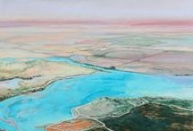 Paintings & Drawings: Landscapes / by Emily Jeffords