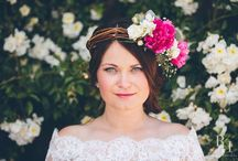 Wedding inspiration/outfit/flowers/details