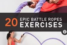 Workouts Worth Sweating For / exercises and healthy activities to motivate and inspire you