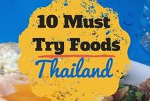 Thai Food to try / Must try when in Thailand