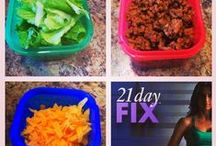 21 Day Fix / What is it?  Its a 21 day program of simple portion control and a 30 minute workout that anyone can do.  Simple, fast weight loss without counting calories, carbs, or points and no weighing of foods.  The best part is that it can all be done at home with your own exclusive coach and team to help you!  Interested?  Let's connect! Send an email to ginny.toll@gmail.com and let me know a little about your goals and lifestyle! We'll work together to pick the right program for you! / by Ginny Toll-GetFit2StayHealthy