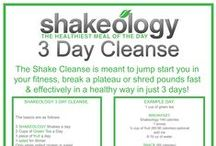 "3 Day Refresh with Shakeology® / The Shakeology 3-Day Refresh is not a ""true cleanse."" It IS calorie-restricted but it is also a nutritionally dense ""diet"" plan. The Shakeology Refresh is a 3-day plan that can be done with any one of the Shakeology flavors. All you have to do is follow the plan. What You'll Need: 9 Shakeology packs (any flavor). Green tea. Fruit. Large salad with 4 oz of either chicken or fish. Lots of water.   Let's connect!  As your free personalized coach I can help!  ginny.toll@gmail.com / by Ginny Toll-GetFit2StayHealthy"