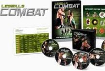 Les Mills COMBAT and PUMP - BeachBody / LES MILLS COMBAT combines explosive moves from 6 martial arts disciplines to trigger lean muscle development and burn fat. Through 11 high-energy workouts, you'll watch as your body leans out and becomes ultra-defined . . . revealing your strong, chiseled inner warrior! Interested? Let's connect! Email me with your goals and lifestyle at ginny.toll@gmail.com so you can start. / by Ginny Toll-GetFit2StayHealthy