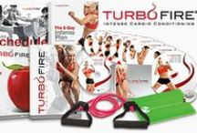 TurboFire® - BeachBody / TurboFire®  is the intense 90 day cardio conditioning program from fitness innovator Chalene Johnson. This program burns up to 9x more fat & calories than regular cardio. The best part is that it can all be done at home with your own exclusive coach and team to help you! Interested? Let's connect! Send an email to ginny.toll@gmail.com and let me know a little about your goals and lifestyle! We'll work together to pick the right program for you! / by Ginny Toll-GetFit2StayHealthy