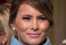 First Lady-Melania Trump