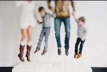 {family sessions} families in the iris. / by Emily Lapish Photography
