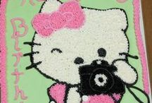 Hello Kitty / by Lisa Gifford Mueller | Creative Business Mentor | Photographer | Fused Glass Artist | Creative Entrepreneur | Kitty Fantastic