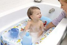 Rub A Dub Dub / Discover the best in baby bath toys, tubs and accessories!  Helpful tips & products picks to make baby's bath time safe and fun!  Splish splash! / by One Step Ahead